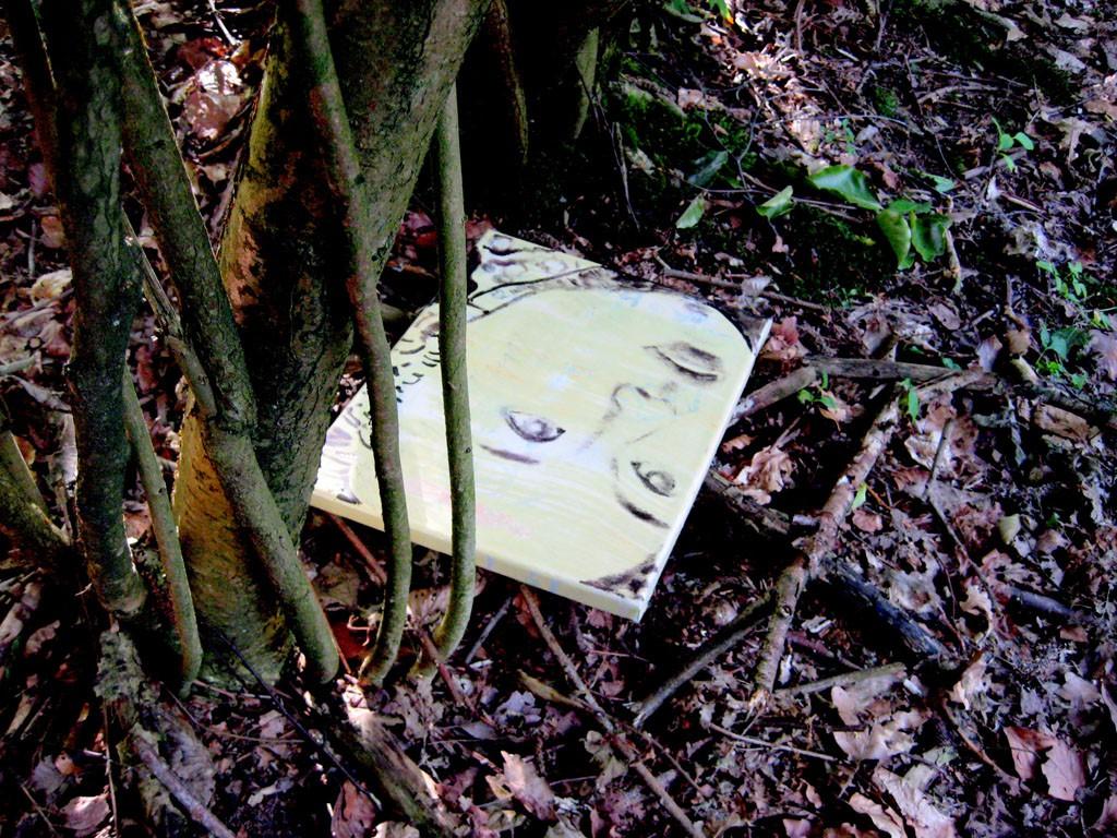 Polly im Wald 3