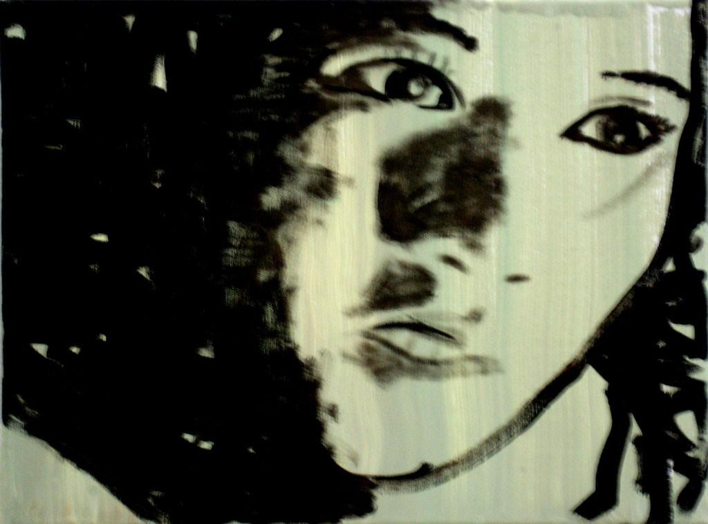Jap. Film, 30x40, Acr. Pigm., 2008