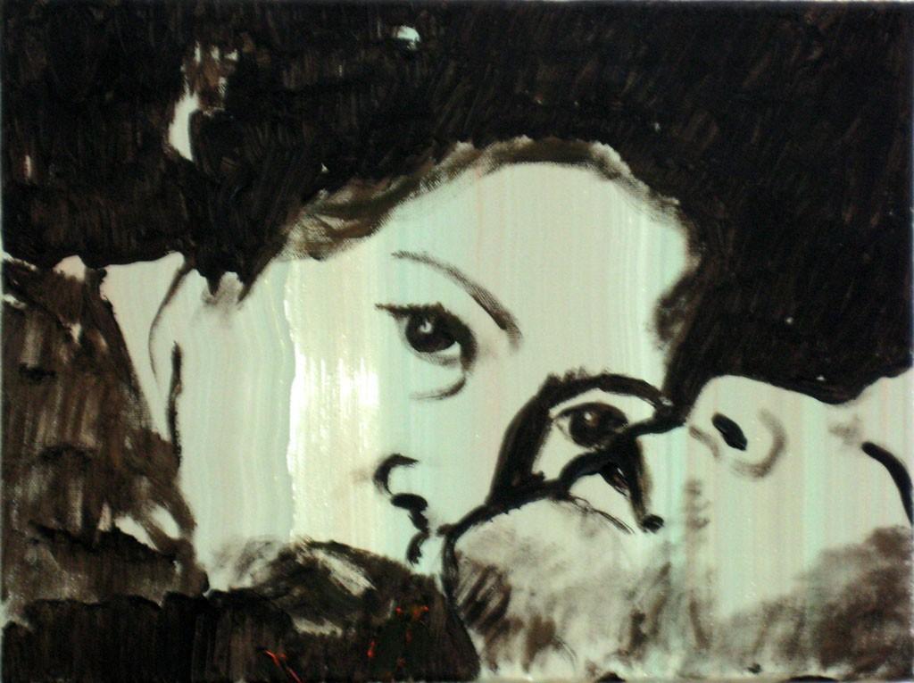 Jap. Film4, Acr. Pigm., 30x40, 2008