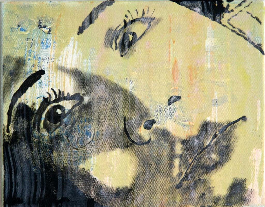 Jap.Film(Augen), 30x40, 2009